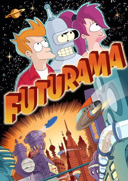 Футурама / Futurama (2010) HDTVRip