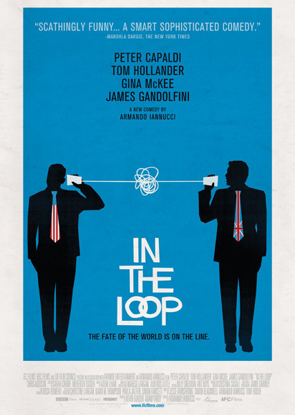 � ����� / In the Loop (2009) DVDRip