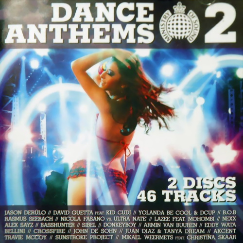VA - Ministry Of Sound Dance Anthems 2 (2010)