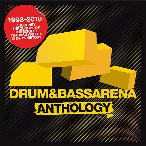 VA - Ministry of Sound: Drum & Bass Arena: Anthology (2010) 3xCD