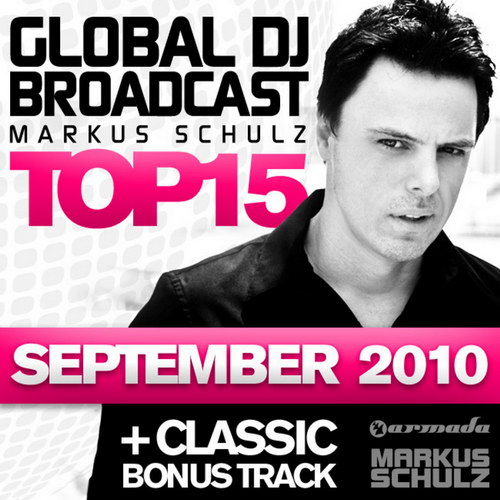 VA - Global DJ Broadcast Top 15 September 2010