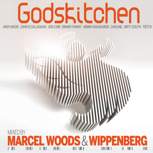VA - Godskitchen 3D (Mixed By Marcel Woods and Wippenberg) (2010)