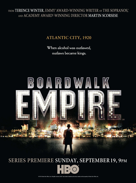 Подпольная Империя / Boardwalk Empire (1 Сезон/2010/HDTVRip)