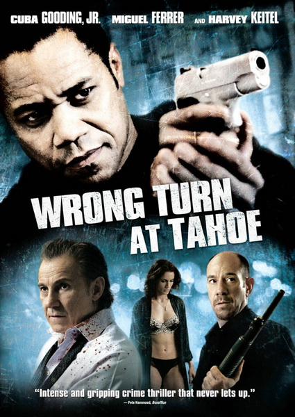 Сбиться с пути / Wrong Turn at Tahoe (2009) DVDRip