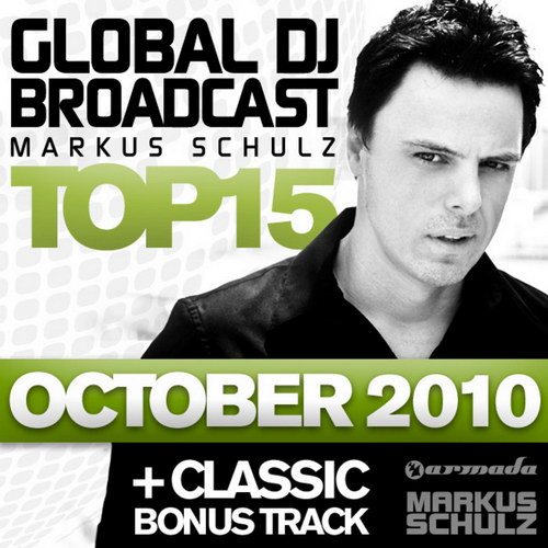 VA - Global DJ Broadcast Top 15 October 2010