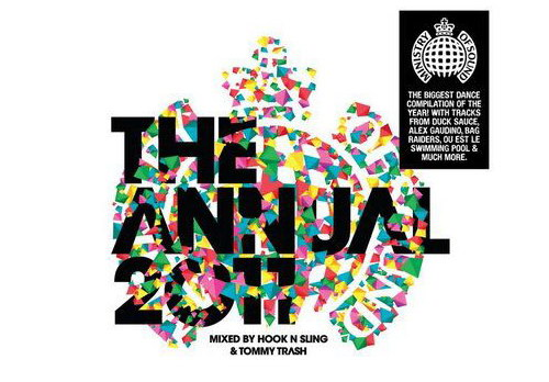 VA - Ministry of Sound: The Annual 2011 (2010) 2xCD