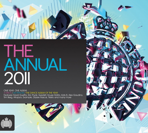 VA - Ministry Of Sound: The Annual 2011 (2010) 3xCD