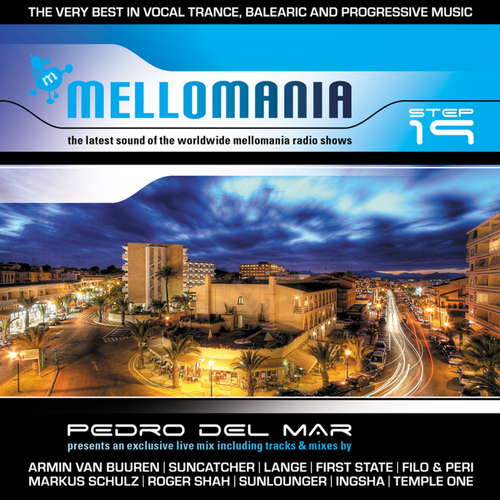 VA - Mellomania vol.19 (Mixed Pedro Del Mar) (2010) 2xCD