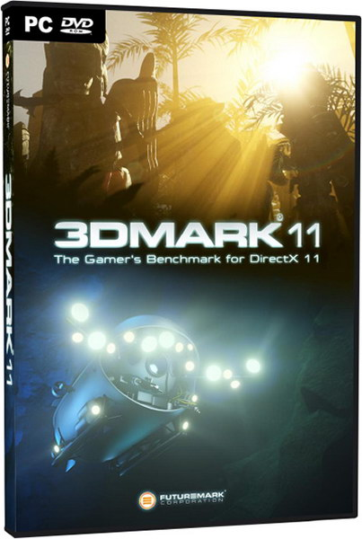 3DMark 11 Professional Edition 1.0.2