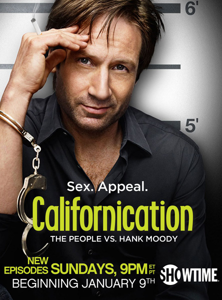 Блудливая Калифорния 4 сезон / Californication 4 season (2011/HDTVRip)