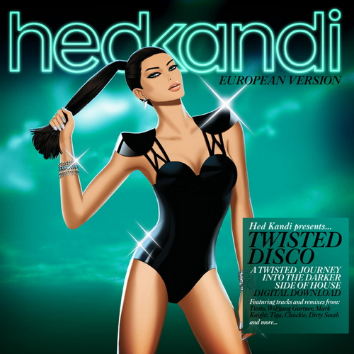 VA - Hed Kandi: Twisted Disco 2011
