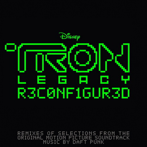 Daft Punk - Tron: Legacy Reconfigured (2011)