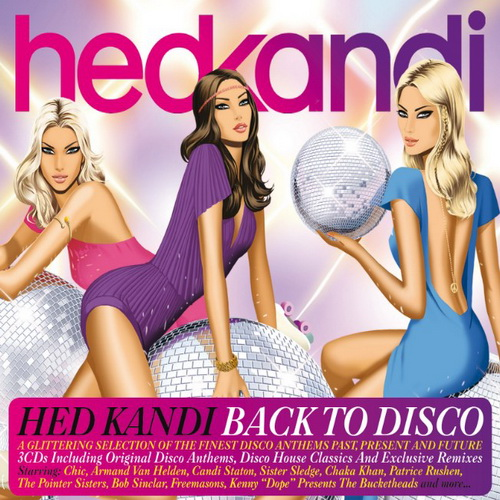 VA - Hed Kandi Presents Back To Disco (2011)