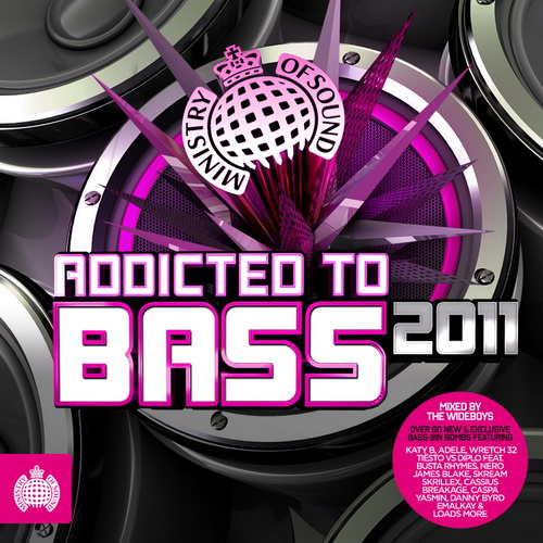 VA - Ministry Of Sound: Addicted To Bass 2011 (2011) 2xCD