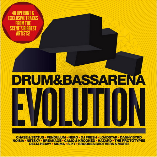 VA - Drum & Bass Arena Evolution (2011)