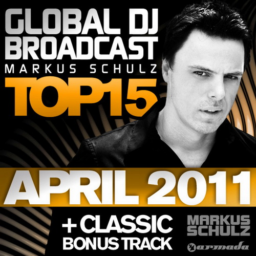 VA - Global DJ Broadcast Top 15: April (2011)