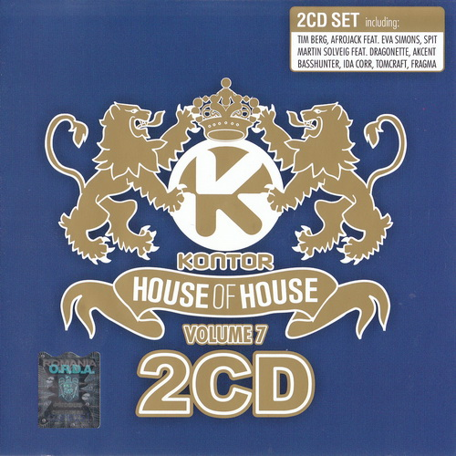 VA - Kontor House of House Volume 7 Romanian Edition (2011)