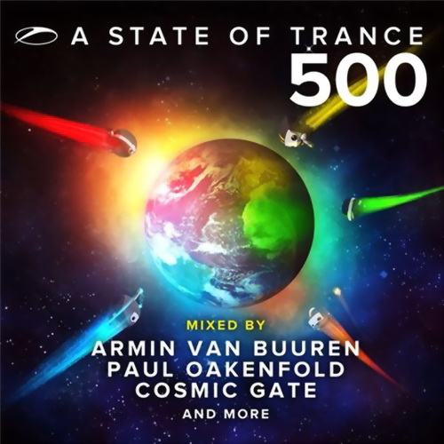 VA - A State Of Trance 500 (Limited Edition) (2011)
