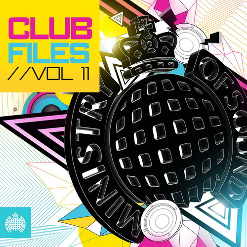 VA - Ministry of Sound Club Files Vol.11 DVD (2011)