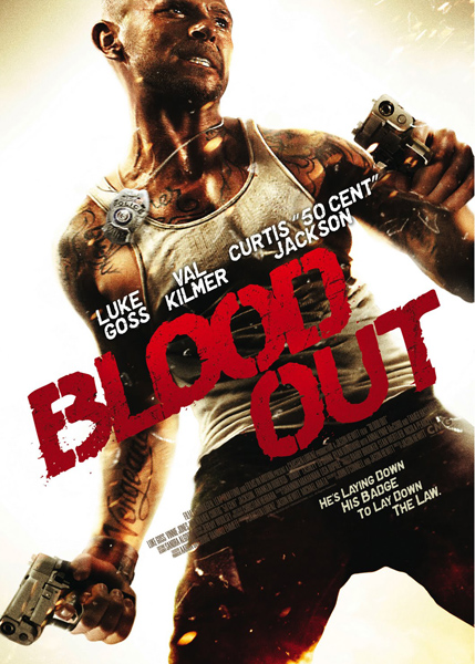 Кровь / Blood Out (2011) DVDRip