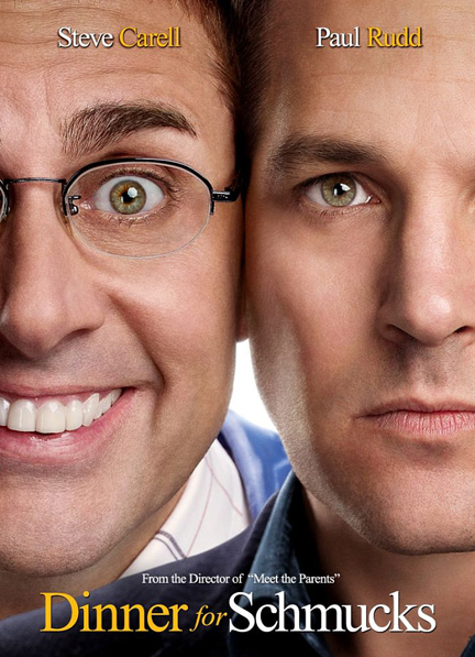 ���� � ���������� / Dinner for Schmucks (2010) DVDRip