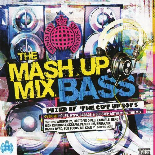 VA - Ministry Of Sound - The Mash Up Mix Bass Mixed By The Cut Up Boys (2011)