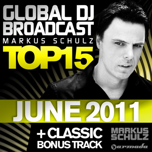 VA - Global DJ Broadcast Top 15 June (2011)