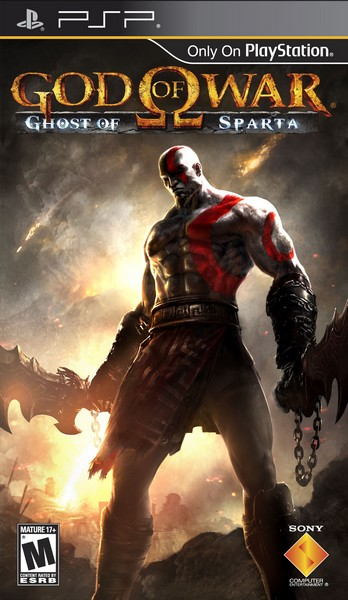 God Of War Ghost Of Sparta (2010/Multi5/PSP)