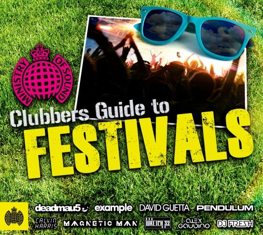 VA - Ministry of Sound - Clubbers Guide To Festivals (2011)