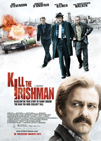 Ирландец / Kill the Irishman (2011) DVDRip