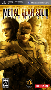 Metal Gear Solid: Peace Walker (2010/ENG/JAP/PSP)