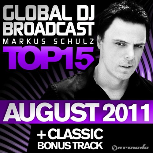 VA - Global DJ Broadcast Top 15 - August 2011