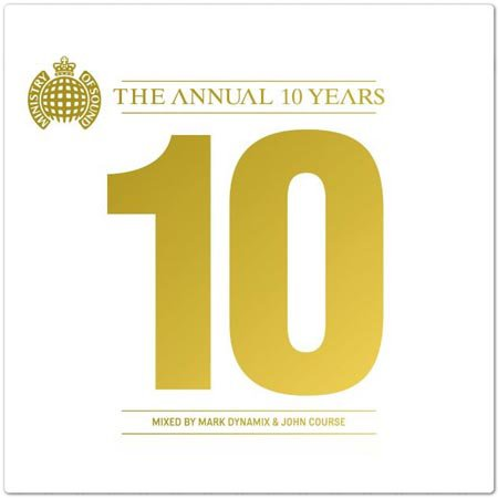 Ministry Of Sound - The Annual: 10 Years (2011)