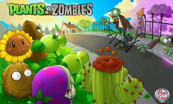 Растения против Зомби / Plants vs. Zombies (2011)