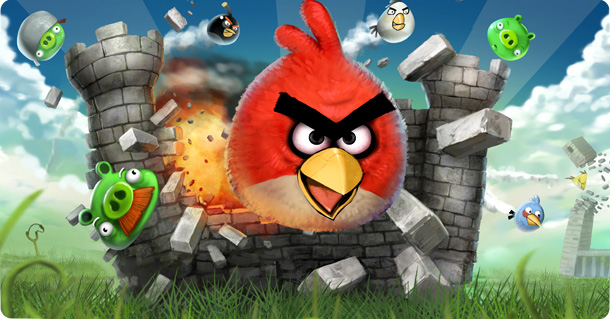 Angry Birds Rio (2011/Android OS)