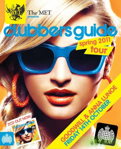 VA - Ministry of Sound: Clubbers Guide to Spring (Australian Edition) (2011)