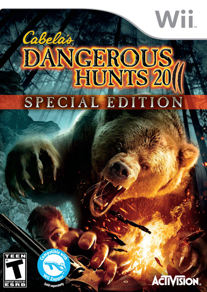 Cabela's Dangerous Hunts 2011 (2010)