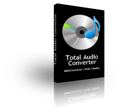 Total Audio Converter 5.1.0.49 (2011)