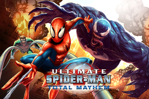 Spider-Man: Total Mayhem HD (2010)