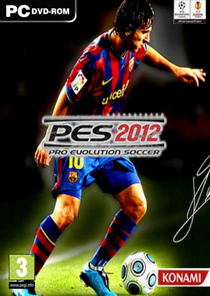 Pro Evolution Soccer 2012 (2011) DEMO