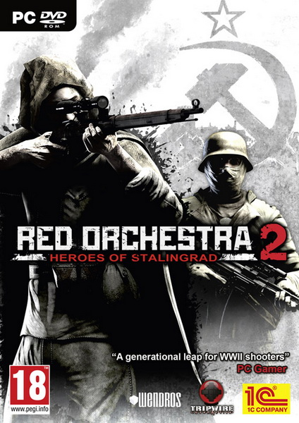 Red Orchestra 2: Герои Сталинграда / Red Orchestra 2: Heroes of Stalingrad (2011)