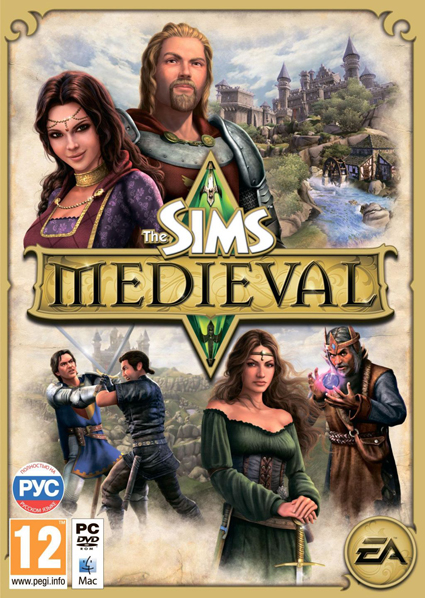 The Sims Medieval: Пираты и знать / The Sims Medieval: Pirates and Nobles (2011)