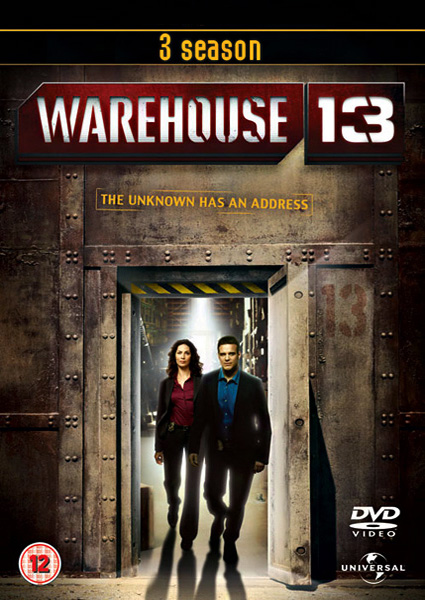 Хранилище 13 / Warehouse 13 (3 сезон/2011/HDTVRip)