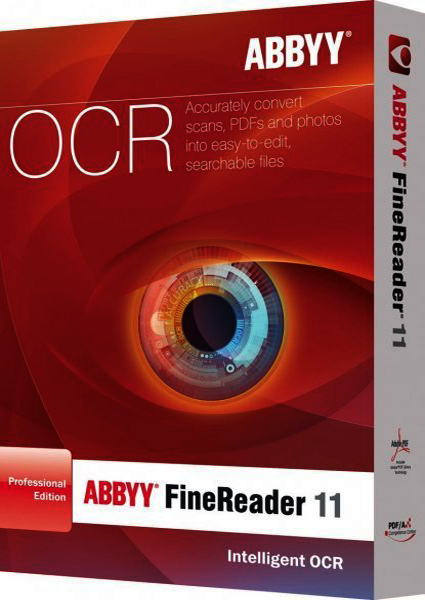 ABBYY FineReader 11.0.102.481 Professional Edition (2011)