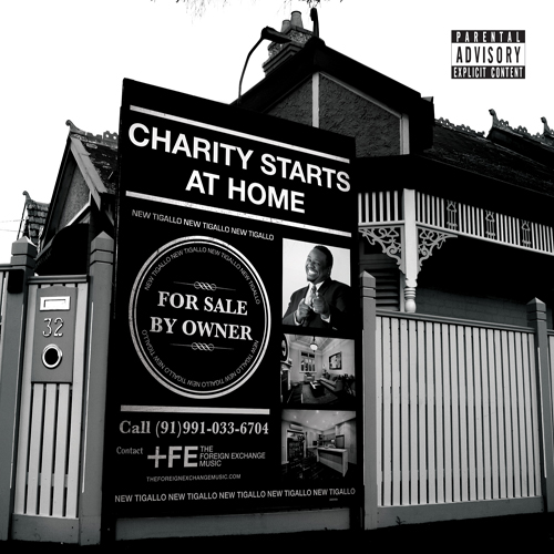 Phonte - Charity Starts At Home (2011)