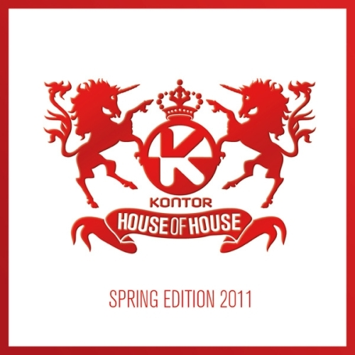 VA - Kontor House of House: Spring Edition (2011)
