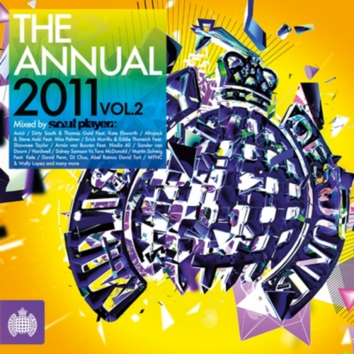 VA - Ministry Of Sound: The Annual 2011 Vol.2 (2011)