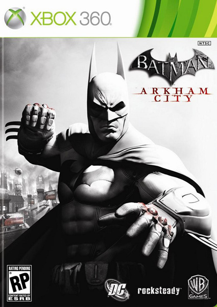 Batman: Arkham City (2011/Xbox)
