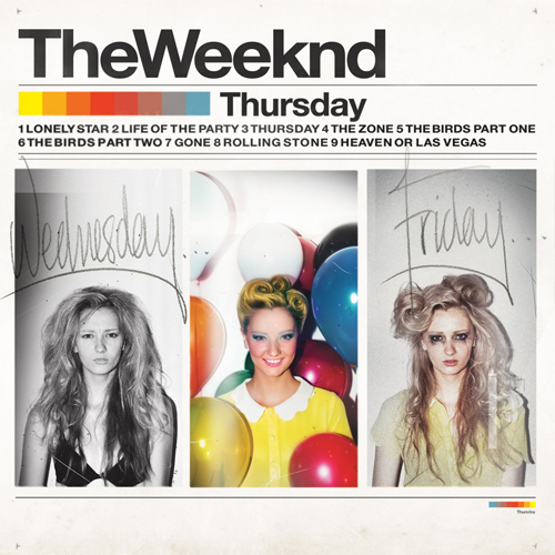 The Weeknd - Thursday (2011)