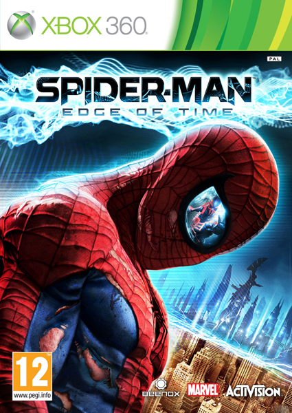 Spider-Man: Edge of Time (2011/Xbox)